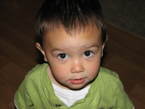 Meet my nephew Myles (he was on my memory card, so had to share it)
