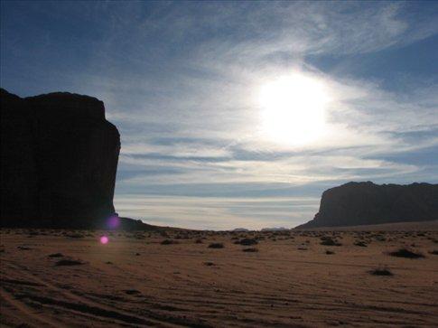 Views of Wadi Rum