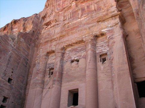 Views of Petra