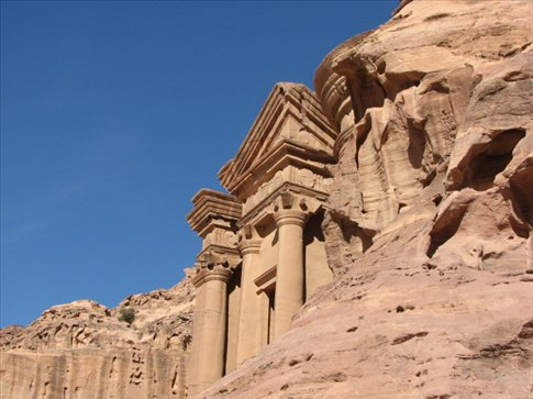 Views of Petra