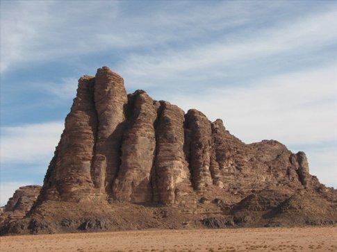 The Seven Pillars of Wisdom - Wadi Rum