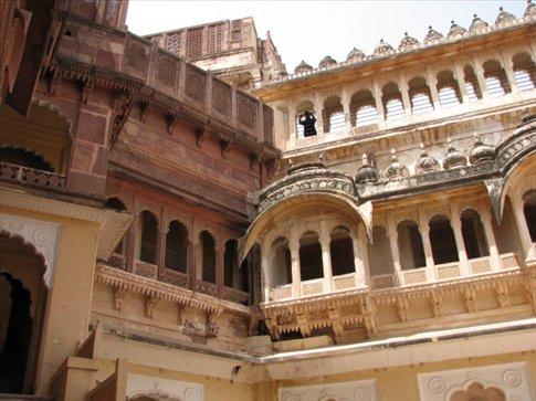 Mehrenghar Fort, Jodhpur
