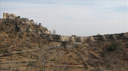 Kumbahlgahr Fort, Ranakpur (aka the