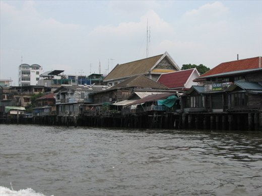 Views on the Chao Praya river