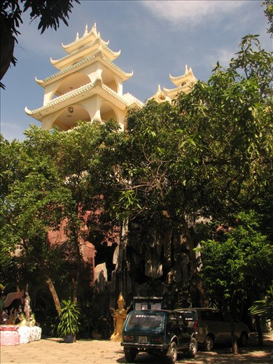 Ky Quang temple