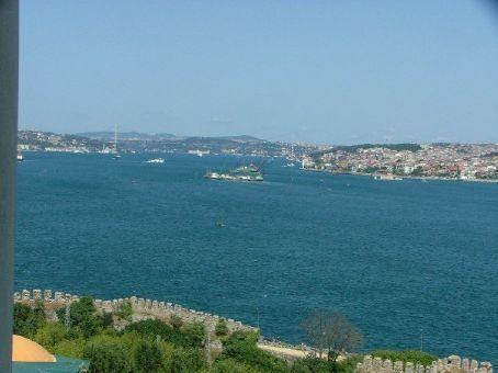 The Bosphorous (Istanbul)