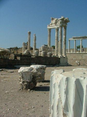 Pergamum, Turkey's 'Acropolis'
