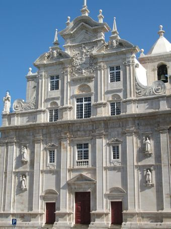 Coimbra University cathedral