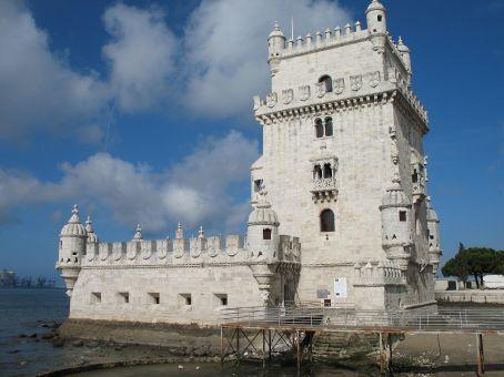 Belem Tower, b. 1521 (Lisbon)