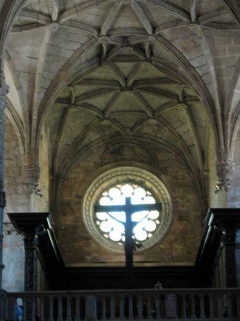 Inside St. Jeronimo's (Lisbon)