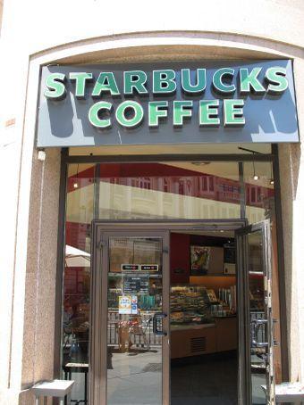 Madrid Starbucks (*grin*)