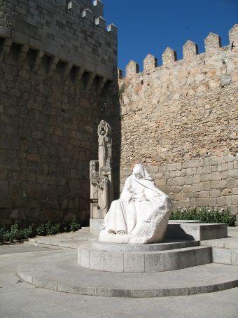 Statue of St Teresa of Avila