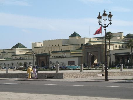 Rabat's Royal Palace