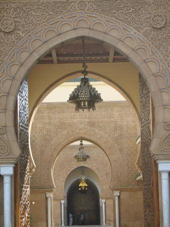Rabat's Royal Palace