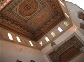 Royal Palace ceiling (Marrakesh): by colleen_finn, Views[571]