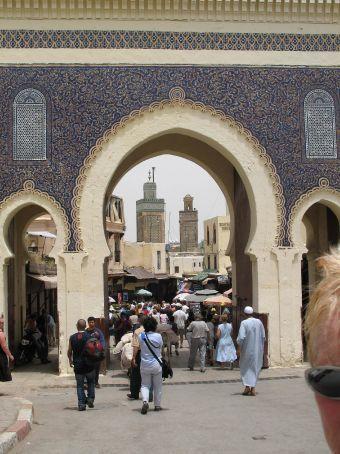 The Blue Gates (Fez)