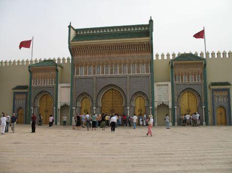 The Royal Palace (Fez)