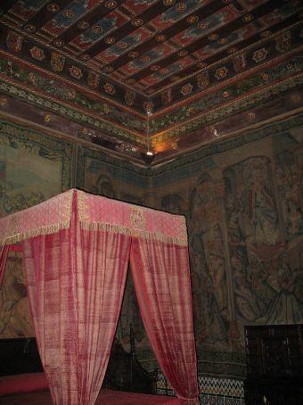 Inside the Alcazar (Segovia)