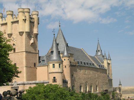 The Alcazar (Segovia)