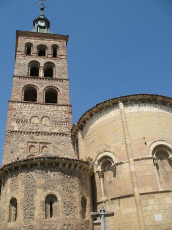 Church of Juan de Segovia