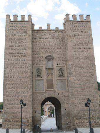 Toledo town gates