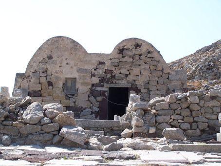 Ancient Thira Basilica, b. 3rd century BC (Santorini)