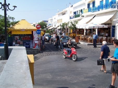 Downtown Fira (Santorini)