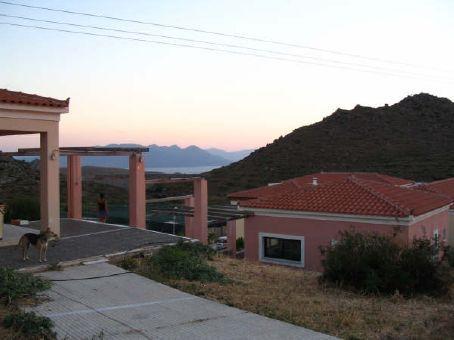 Hellenic Wildlife Hospital facility (Aegina)