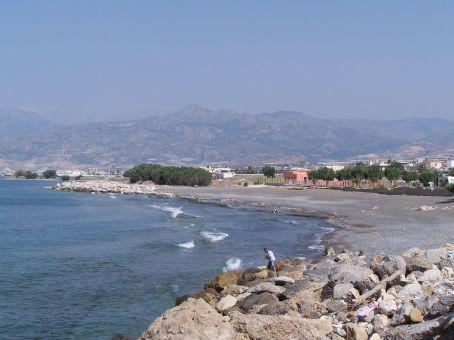 Ierapetra beach (Crete)