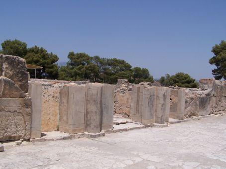 Phaestos, b. 1700 BC (Crete)