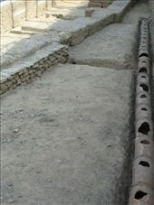 Terra cotta pipes dating back to 4th c. BC: by colleen_finn, Views[463]