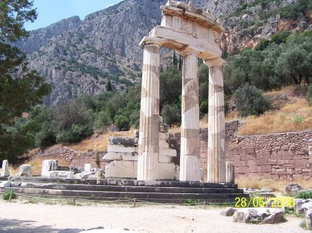 Sanctuary of Athena (Delphi)