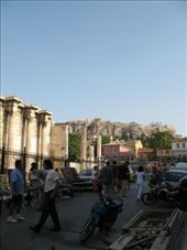 View of the Plaka - busy shopping district in central Athens: by colleen_finn, Views[565]