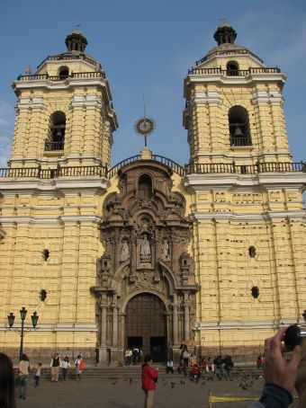 St. Francis of Assisi´s monastery (Lima)