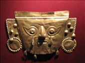 Incan burial mask (Lima): by colleen_finn, Views[1766]