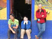Wei-Sen, Jacqui, and Pauline having a bit of a rest: by colleen_finn, Views[137]
