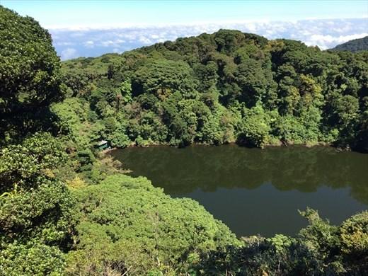 Barva Lagoon Lookout