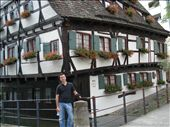 Ulm: crooked house: by connie_elman, Views[772]