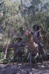 Don Quixote, Guanajuato: by connieandjohn, Views[313]