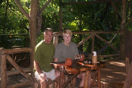 Danta Lodge is like paradise, Corcovado NP