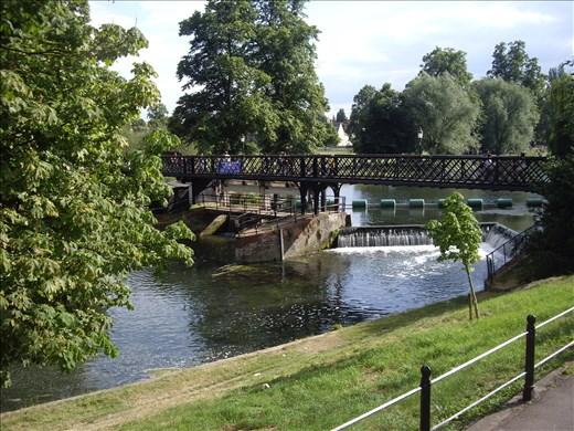 River Cam at Cambridge