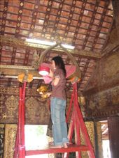 watering the buddha : by courtneyjane411, Views[167]