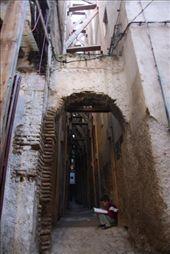 Niño en la medina de Fez: by cr-vbilly, Views[109]