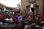 A saint returns home during the Corpus Christi celebration in Cusco.: by craignrich, Views[235]