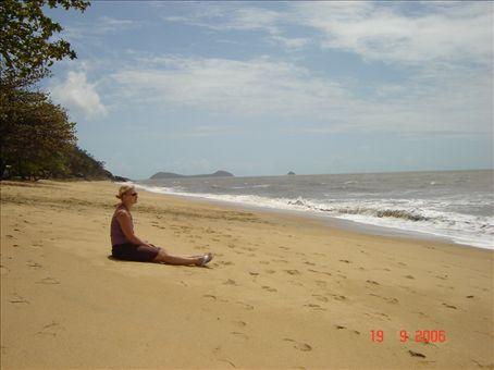 Trinity beach,Cairnsista pohjoiseen