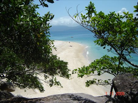 Nudey Beach, Fitzroy Island.