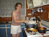 Gnocchi melkein valmista. Nam!!!: by crazyfinns, Views[298]
