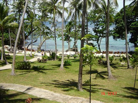 Kon Kare Bay, Raya Yai island