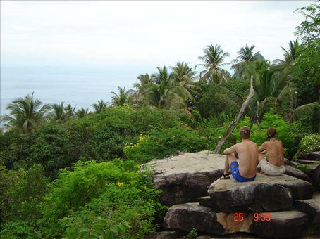 Hienot on maisemat. Phi phi island.