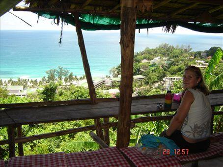 Reggae baari nakoalalla. Phuket.